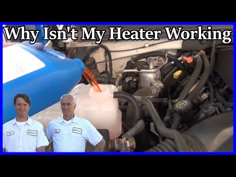 FIX YOUR CARS HEATER in under 20 MINUTES!
