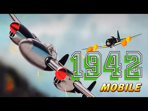 1942 MOBILE Android By CAPCOM CO., LTD Gameplay ᴴᴰ