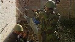 War in Bosnia 1992–1995 • Rare Combat Footage