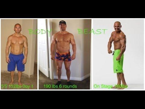 Body Beast Lean Transformation