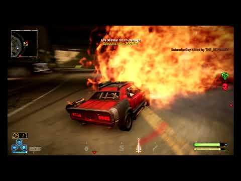 Twisted Metal PS3 Online XLink Kai 2vs2