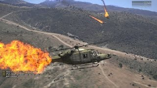 Best Arma 3 Moment - Mayday! Chopper Going Down