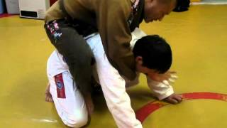 Loop Choke from Back Mount (2012-03-14)