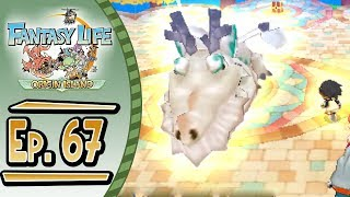 Fantasy Life - Origin Island :: # 67 :: GOD PALADIN!!!