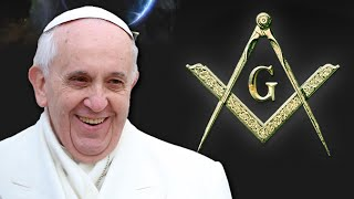 El Papa Francisco SI es un Mason ! Nuevas Evidencias 2014 - Illuminati