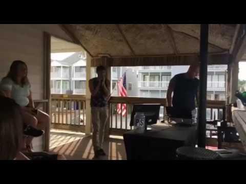Scotty's Beach Bar Karaoke