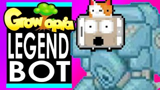 PCATS Quest for LEGEND BOT in Growtopia! #1