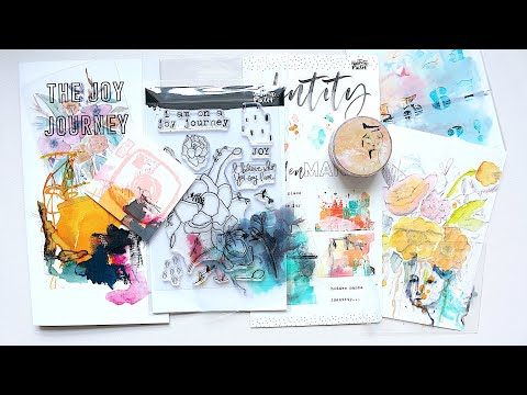 Illustrated Faith Ali Brown Kit!! | Unboxing