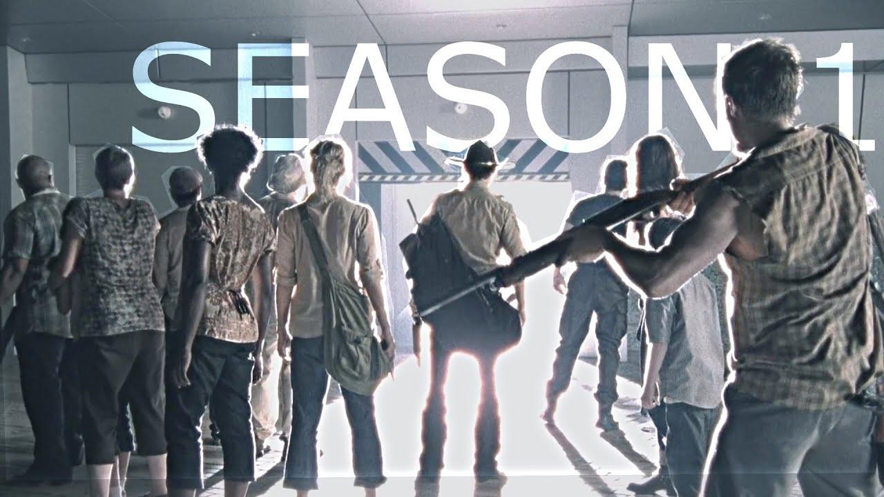 The Walking Dead tribute - season 1