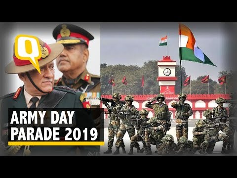 Army Day Parade 2019 | Salutes Pour In For The Men and Women In Uniform