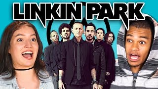 connectYoutube - TEENS REACT TO LINKIN PARK