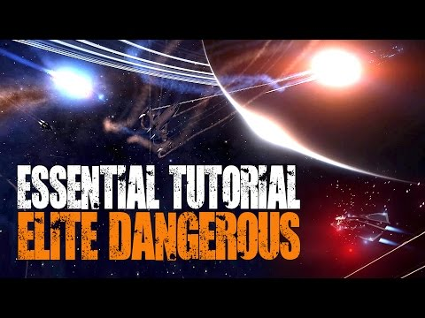 Elite: Dangerous - Getting Started Tutorial - The New Player Survival Guide