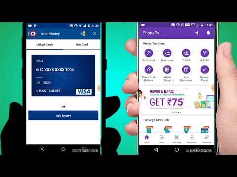 Transfer money without charges from credit card to bank account