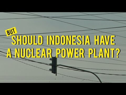 Should Indonesia Have A Nuclear Power Plant? | A Nuclear Affair | CNA Insider