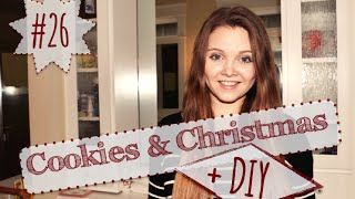 au pair diary usa 26   holiday cookies   diy gift idea   dw watch   christmas