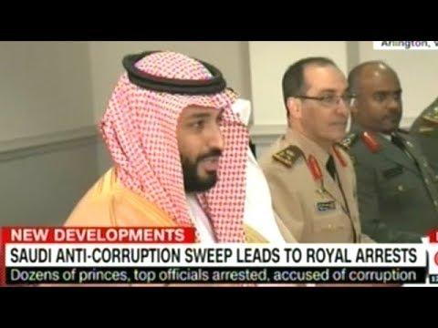 """Prince Alwaleed bin Talal """"Arabian Warren Buffett"""" One Of Dozens Arrested In Anti-Corruption Sweep"""