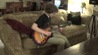 Put Your Lights On Carlos Santana ft. Everlast Live Concert [Cover] by Child Prodigy