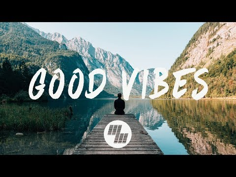 PLS&TY - Good Vibes (Lyrics / Lyric Video) ft. Cosmos & Creature
