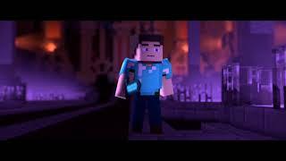 NHẠC PHIM MINECRAFT  ♪ SUPER HERO ( HOAPROX REMIX ) ♪