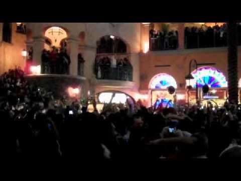 New Year's Eve 2011 at Tropicana Atlantic City - YouTube