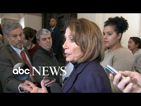 Pelosi: Trump endangered lives by revealing plan to visit troops