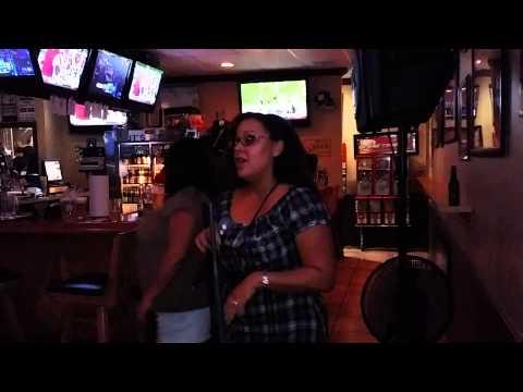 Jts Karaoke Night 11 19   Alicia