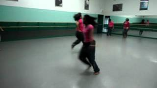 "Shana Wilson ""Press In Your Presence"" ReleaseDanceCo CHOREOGRAPHY"