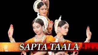 Sapta Taala Alankaaraas Dhruva Taalam by R Vedavalli | Learn Carnatic Music