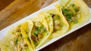 Baked Chicken Tacos - Cooked By Julie - Episode 111