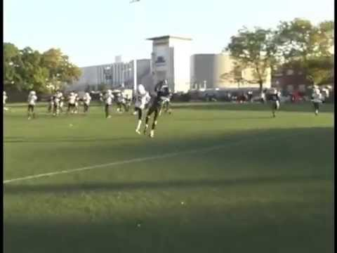 Zahir Whatley #4 QB/DB highlights