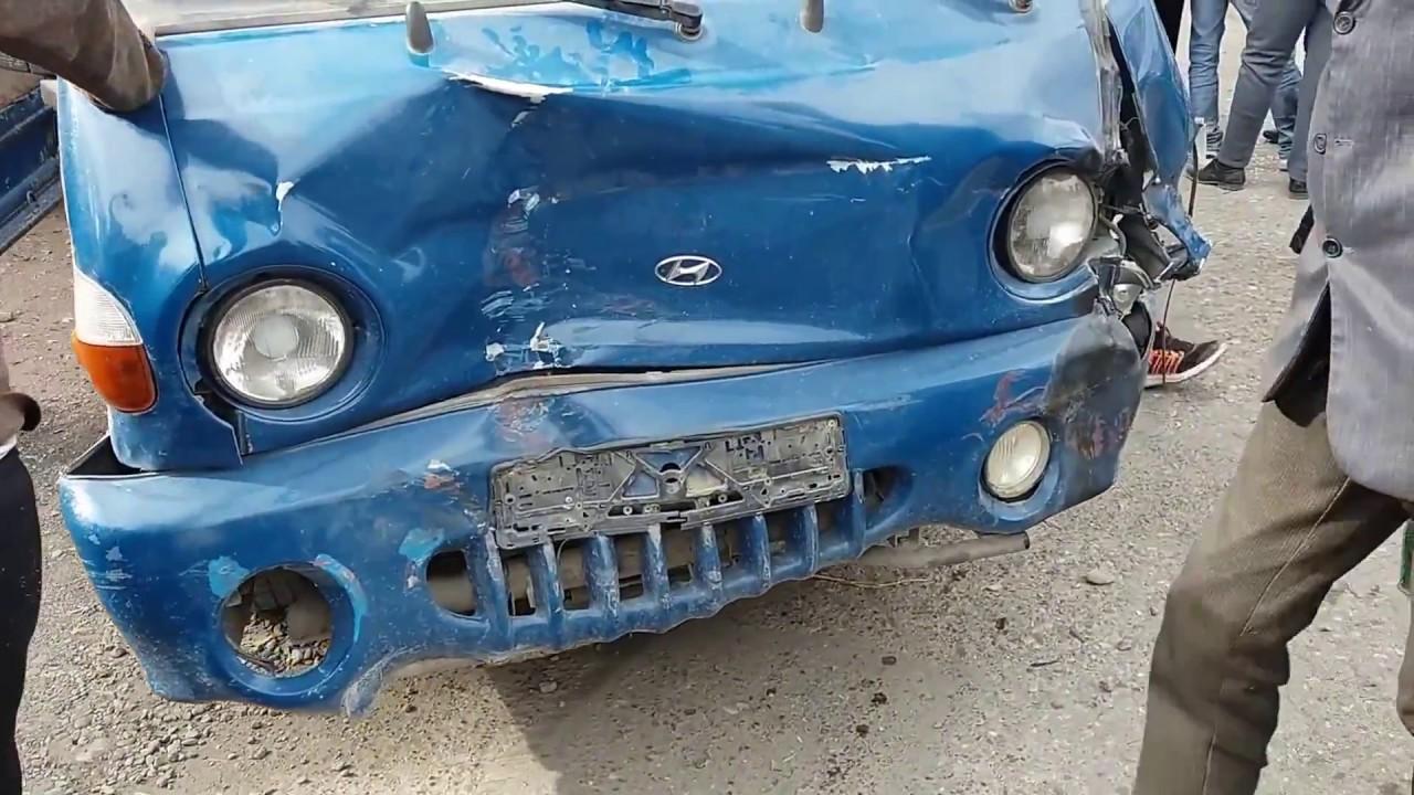 Страшное ДТП! Бензовоз  протаранил  более 20 машин в Исфане