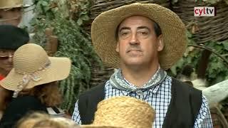 La fiesta de la vendimia cumple 26 años en Peñafiel, en Valladolid