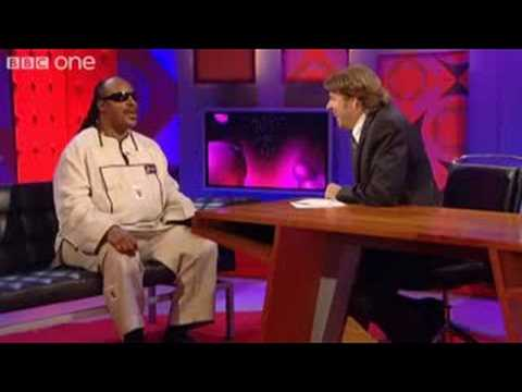 Stevie Wonder's FAQs - Friday Night with Jonathan Ross - BBC One