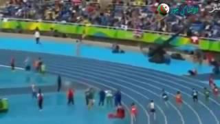 توفيق مخلوفي يتأهل إلى نصف نهائي 800 متر بالبرازيل 2016