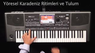 Korg Pa900 KORG TURKEY part 1 By Cuneyt ERTAC