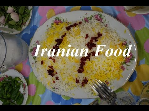Iran/Shiraz  Iranian (Persian) food Part 58