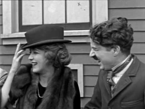 Chaplin, Pickford and Fairbanks signing United Artists contract