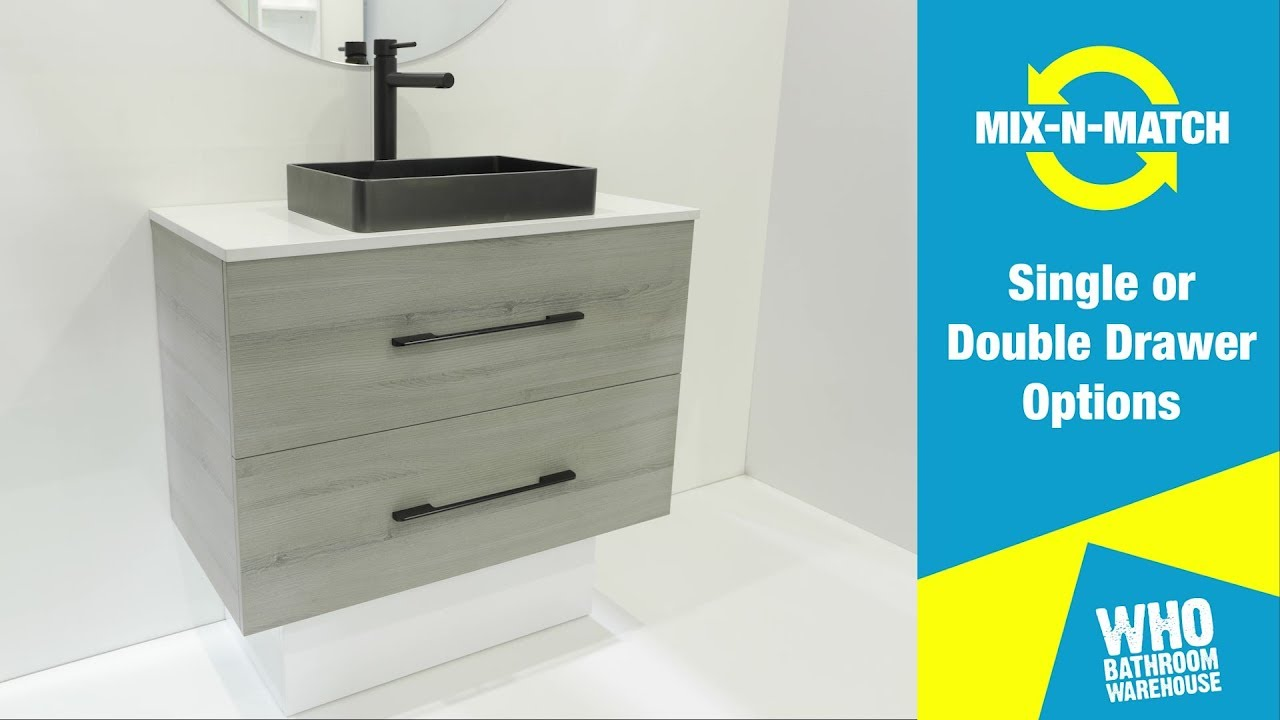 Mix And Match Bathroom Vanities At Who