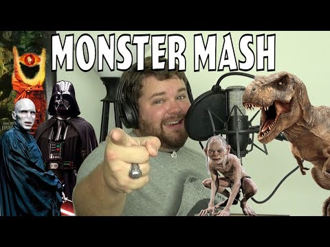 Movie Villains Sing Monster Mash