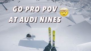 One day GoPro POV at Audi Nines | Andri Ragettli