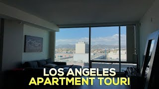 LOS ANGELES APARTMENT TOUR 2018 | Jordan Welch