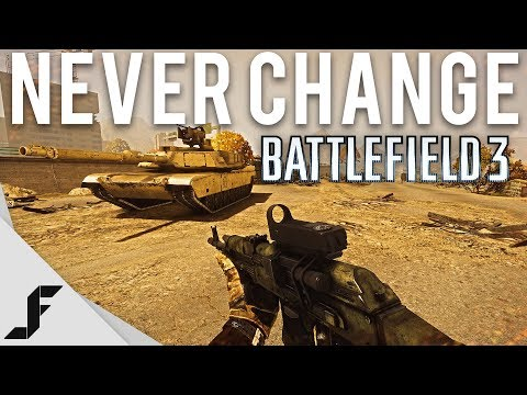 BATTLEFIELD 3 - Some things never change.