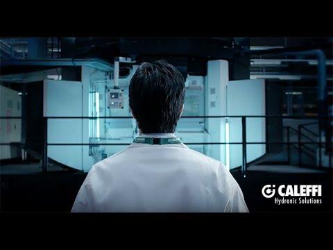 Flow Of Life- Caleffi Hydronic Solutions: Un'azienda Che Si Muove, Rimanendo Fedele Ai Propri Valori