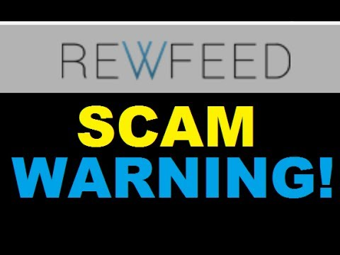 RevvFeed Review - Rewfeed SCAM Exposed (Busted Fraud)