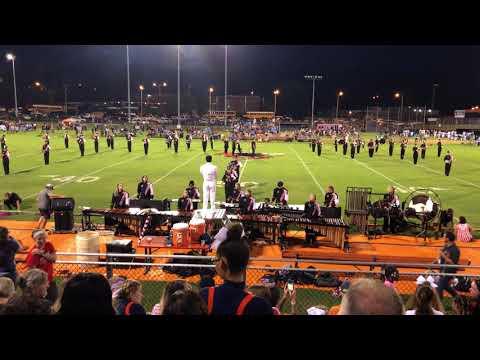 Orange County High School Marching Hornets 9.7.18