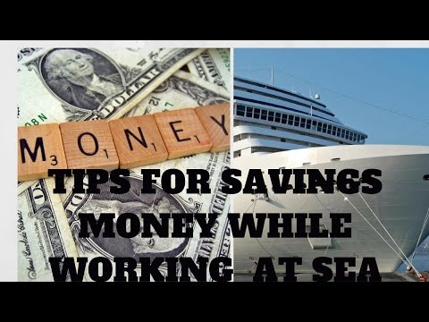 HOW TO SAVE YOUR MONEY WHILE WORKING ON A CRUISE SHIP| #SHIPLIFE LIFE HACKS