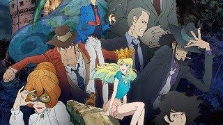 MangaMan's Month of Lupin III: Italian Game (2015)