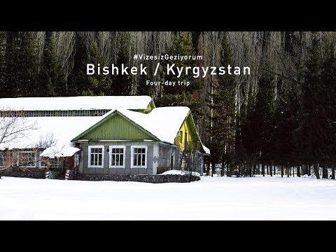 Bishkek / Kyrgyzstan Four-day trip