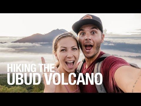 UBUD - Volcanoes, poop coffee, and balinese dancers!