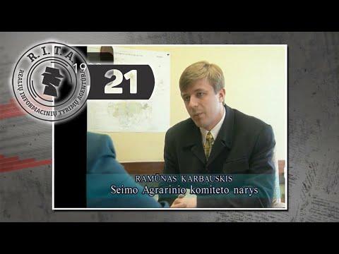 Sušikta šalis Danija ir paklydusi trąšose ekonominė blokada || R.I.T.A. || S01E21